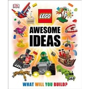 Lego Awesome Ideas, Hardcover (9781465437884)