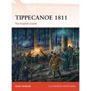 Tippecanoe 1811: The Prophet S Battle, Paperback (9781472808844)