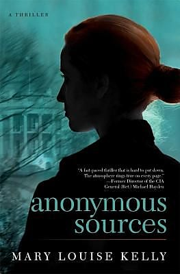 Anonymous Sources, Paperback (9781476715551) 2249462