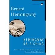 Hemingway on Fishing, Hardcover (9781476716411)