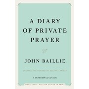 A Diary of Private Prayer, Hardcover (9781476754703)