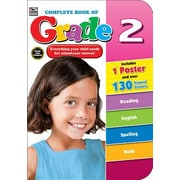 Complete Book of Grade 2, Paperback (9781483813073)