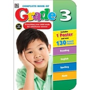 Complete Book of Grade 3, Paperback (9781483813080)