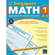 Singapore Math, Grade 2, Paperback (9781483813189)