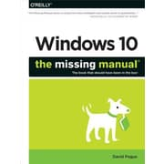 Windows 10: The Missing Manual, Paperback (9781491947173)
