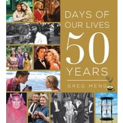 Days of Our Lives 50 Years, Hardcover (9781492629856)