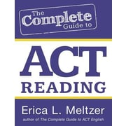 The Complete Guide to ACT Reading, Paperback (9781496126757)