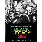 Black Legacy: 365, Paperback (9781500709129)