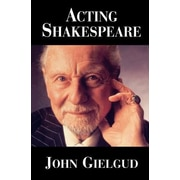 Acting Shakespeare, Paperback (9781557833747)