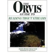 Orvis Guide to Reading Trout Streams, Paperback (9781558219335)