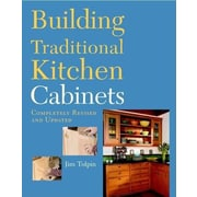 Building Traditional Kitchen Cabinets, Paperback (9781561587971)