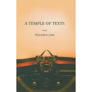 A Temple of Texts: Essays, Paperback (9781564784681)