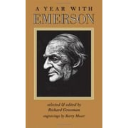 A Year with Emerson: A Daybook, Paperback (9781567922981)