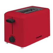 Courant Cool Touch 2 Slice Toaster in Red (CTP2701R)