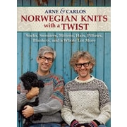 Norwegian Knits with a Twist: Socks, Sweaters, Mittens, Hats, Pillows, Blankets, and a Whole Lot More, Hardcover (9781570766985)