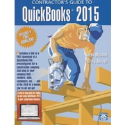 Contractor's Guide to QuickBooks 2015, Paperback (9781572183049)