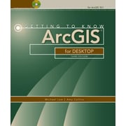 Getting to Know Arcgis for Desktop, 0003, Paperback (9781589483088)