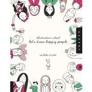 Let's Draw Happy People, Paperback (9781592536467)