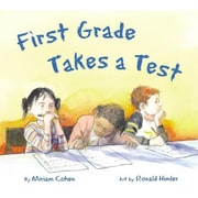 First Grade Takes a Test, Hardcover (9781595720542)