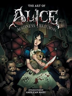 The Art of Alice: Madness Returns, Hardcover (9781595826978) 2175295