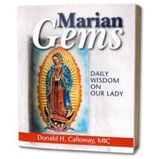 Marian Gems: Daily Wisdom on Our Lady, Paperback (9781596143050)