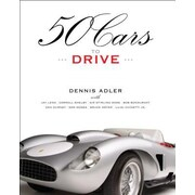 50 Cars to Drive, Hardcover (9781599212302)