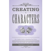 Creating Characters, Paperback (9781599638768)