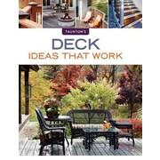 Deck Ideas That Work, Paperback (9781600853722)
