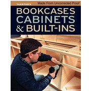 Bookcases, Cabinets & Built-Ins, Paperback (9781600857584)