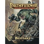 Pathfinder Roleplaying Game: Bestiary, Hardcover (9781601251831)