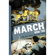 March: Book Two, Paperback (9781603094009)