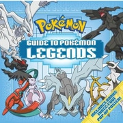 Guide to Pokemon Legends, Hardcover (9781604381757)
