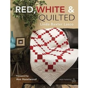Red, White & Quilted, Paperback (9781604601688)