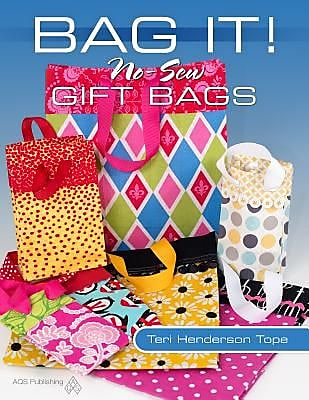 Bag It! No-Sew Gift Bags, Paperback (9781604601855)
