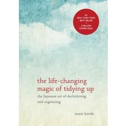 The Life-Changing Magic of Tidying Up: The Japanese Art of Decluttering and Organizing, Hardcover (9781607747307)