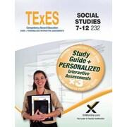 Texes Social Studies 7-12 232 Book ] Online, Paperback (9781607874515)