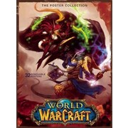 World of Warcraft Poster Collection, Paperback (9781608872473)