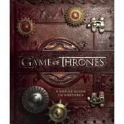 Game of Thrones: A Pop-Up Guide to Westeros, Hardcover (9781608873142)