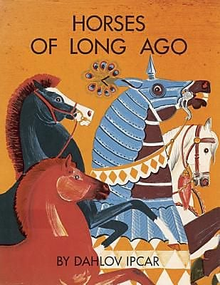 Horses of Long Ago, Hardcover (9781608933235) 2311639