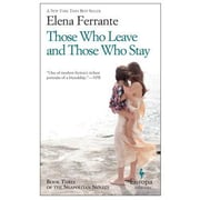 Those Who Leave and Those Who Stay, Paperback (9781609452339)