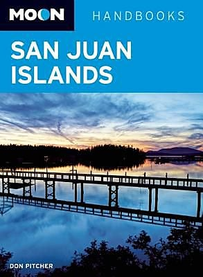 Moon Handbooks San Juan Islands, 0004, Paperback (9781612380568) 2331999