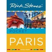 Rick Steves' Pocket Paris, 0002, Paperback (9781612385549)