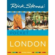 Rick Steves' Pocket London, Paperback (9781612385556)