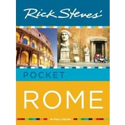 Rick Steves' Pocket Rome, Paperback (9781612385563)