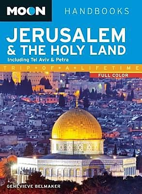 Moon: Jerusalem & the Holy Land, Paperback (9781612386232) 2328993