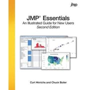 Jmp Essentials: An Illustrated Step-By-Step Guide for New Users, Second Edition, Paperback (9781612907857)