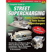 A Complete Guide to Street Supercharging, Paperback (9781613251317)