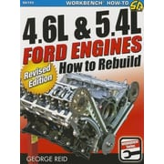 4.6l & 5.4l Ford Engines: How to Rebuild, Paperback (9781613252284)
