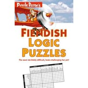 Puzzle Baron's Fiendish Logic Puzzles, Paperback (9781615648559)