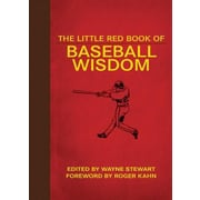 The Little Red Book of Baseball Wisdom, Hardcover (9781616087180)